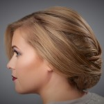 Classic Updo Blonde low res