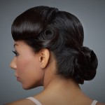 Perfect Updo Brunette low res